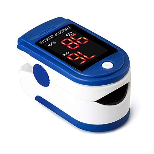 Nihan Fingertip Pulse Digital Display Heath Monitor Measurement