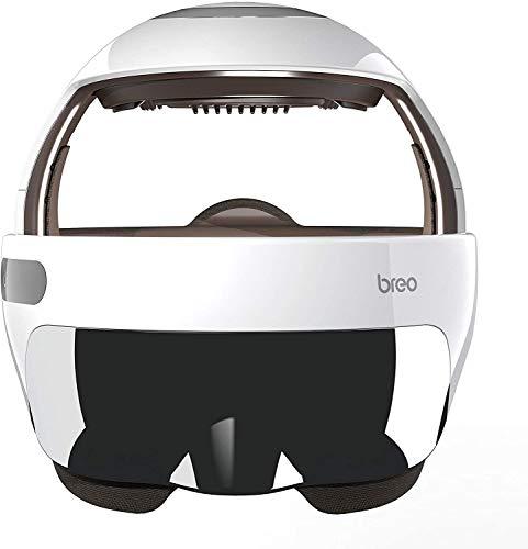 Breo iDream5s Rechargeable Head Massager, Eye Massager