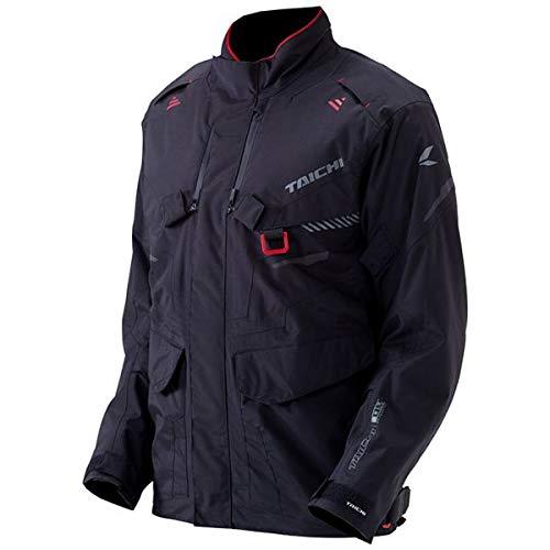 RSタイチ(アールエスタイチ) DRYMASTER エクスプローラー オールシーズン ジャケット BLACK/GRAY M RSJ721
