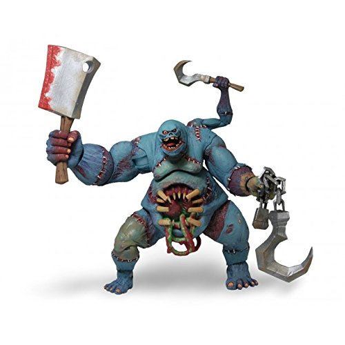 NECA NECA45404 - Blizzard's Heroes The Storm - World of Warcraft Stitches 7 Zoll, Scale Action Figur...