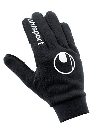 uhlsport Kinder Feldspielerhandschuhe Feldspielerhandschuhe, schwarz, 6, 100096701