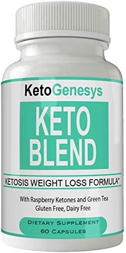 Keto Genesys Keto Blend Weight Loss Pills Advanced Diet Capsules Thermal Weightloss Supplement for Women and Men 1