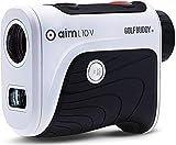 【GOLFBUDDY(ゴルフバディー)】 aim L10V 音声案内機能搭載 ゴルフレーザー距離計 (日本正規品)