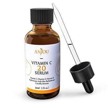 Anjou Vitamin C Serum,1 oz