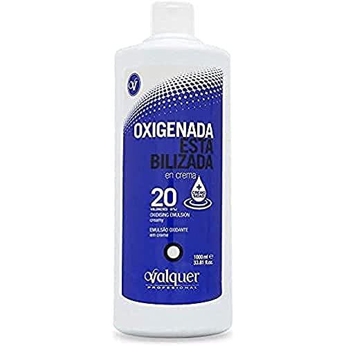 Válquer Oxigenada Estabilizada en Crema, 20 Volumenes (6%) 1 Unidad 1000 ml