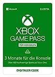 Xbox Game Pass   3 Monate Mitgliedschaft   Xbox – Download Code
