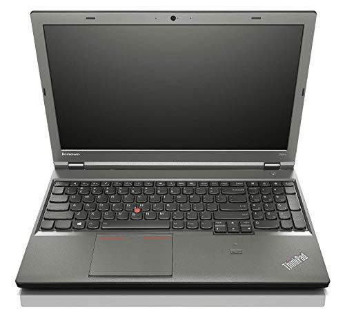 "2019 Lenovo ThinkPad W540 Mobile Workstation 15.6"" FHD Business Laptop Computer, Intel Quad-Core i7-4800MQ up to 3.7GHz, 16GB RAM, 250GB SSD, NVIDIA Quadro K1100M, Windows 10 Professional (Renewed)"