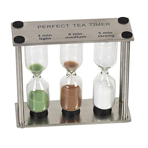 Teeuhr Sanduhr, The Perfect Tea Timer - für den perfekten Teegenuß