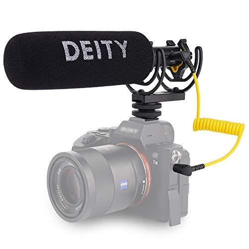 【1年保証】DEITY V-Mic D3 Pro マイクロフォン 高音質 15dBAの超低ノイズレベル 無段階ゲインコントロール 3.5mmマイク出力 多機能