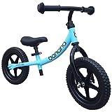 Banana Bike LT - Vélo Draisienne Léger Sans Pédale pour Enfants - 2, 3 et 4 Ans (Bleu)