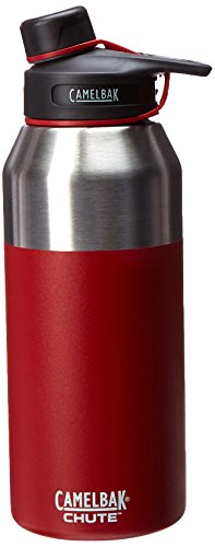 CamelBak Chute Vacuum Insulated Stainless Water Bottle, 40...