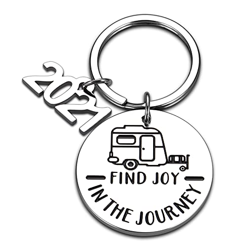 2021 Camper Decor RV Camping Accessories Gifts for Travel...