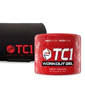 TC1 Waist Belt Bundle with TC1 Advanced Topical Sweat Workout Enhancer with Capsaicin 6 - My Weight Loss Today
