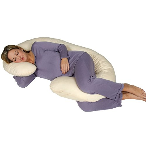 Curved Pregnancy Pillow