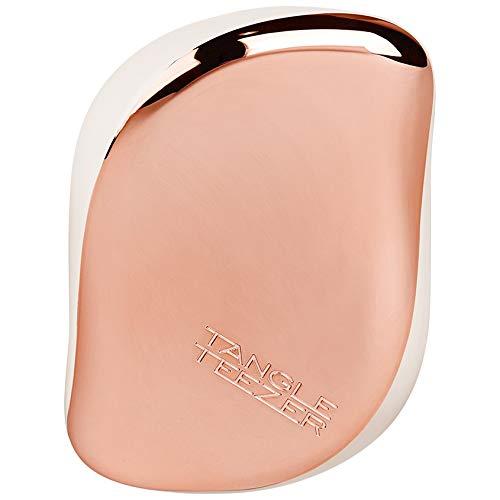 Tangle Teezer Brosse Démêlante Compact Styler Rose Gold Cream