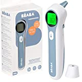 BÉABA FRANCE, Thermomètre Digital Sans Contact Infrarouge, Enfant,...