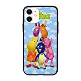 The Backyardigans Anime Phone Case,Phone Case Back Cover for iPhone 11,11 Pro,11 Pro Max,Unisex Phone Protective Cover iPhone 11-6.1