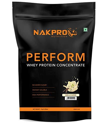 Nakpro PERFORM Whey Protein Supplement Powder
