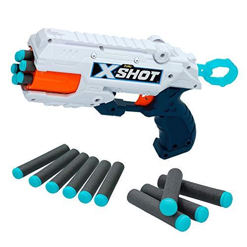 x-shot- Pistole Giocattolo Reflex 6
