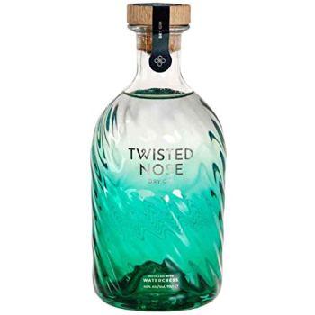 Twisted Nose Premium Dry Gin – World Gin Award Winner – 70cl Gin Bottle