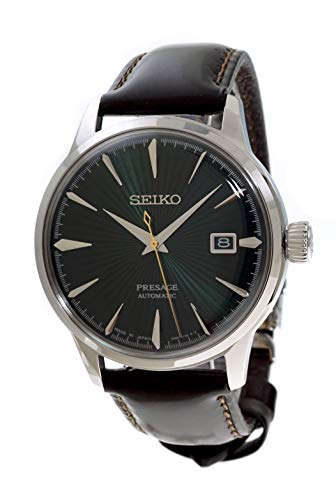 Seiko Herren Automatik Armbanduhr - Presage Cocktail SRPD37J1