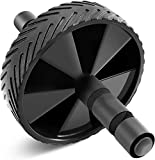 Outroad Ab Roller Wheel for Abs Workout - Abdominal Strength Machine- Fitness Training Ab Roller - Ab Roller Wheel Exercise Equipment - Core Workout Fitness Equipment Used for Outdoor Indoor Home Gym