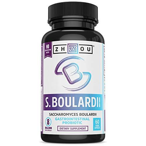 S. Boulardii Probiotic - S. Boulardii Saccharomyces Boulardii Gastrointestinal, Mens & Womens Probiotics - 440 Mg, Shelf Stable Immune Support, Ultimate Flora Probiotic 1