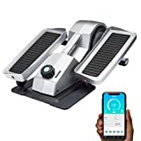 Cubii Pro - Seated Under-Desk Elliptical - Get Fit While You Sit - Bluetooth Enabled, Sync with FitBit and...