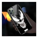 IPhone 12 Pro/iPhone 12専用ケース Apple 11携帯電話ケース11 Pro ガラススマートグロー Pro ……