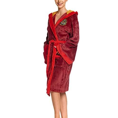 Stemma di Harry Potter Grifondoro con Cappuccio 110 cm Elba Rosso Bosco