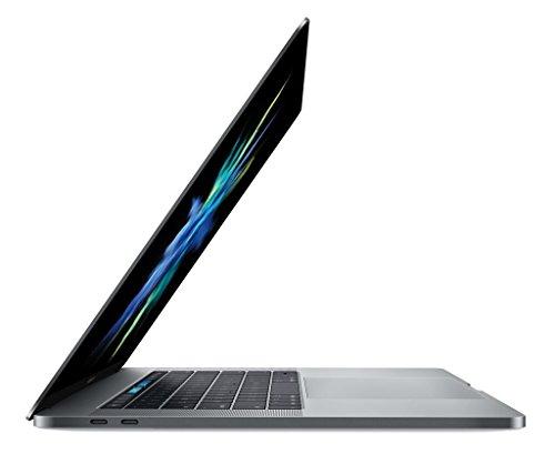 Apple 15in MacBook Pro, Retina, Touch Bar, 2.9GHz Intel Core i7 Quad Core, 16GB RAM, 512GB SSD, Space Gray, MPTT2LL/A (Renewed) 2