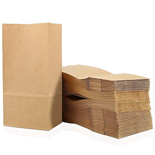 100 piezas Bolsas de Papel Regalo 9 x 16 x 5 cm - Bolsa Biod