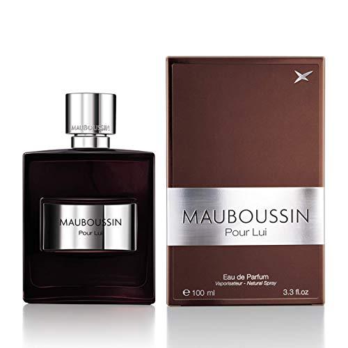 Mauboussin - Eau de Parfum Homme - Pour Lui - Senteur Fougère & Moderne - 100ml