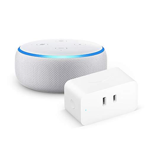 Echo Dot (エコードット)第3世代 - スマートスピーカー時計付き with Alexa、サンドストーン