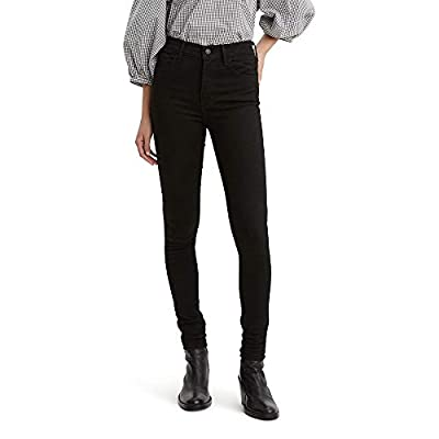 """High Rise: Sits above waist High stretch denim with a supper skinny leg and slim through hip and thigh Inseam: 28"""" (Short); 30"""" (Regular); 32"""" (Long) Front Rise: 10 1/4""""; Back Rise: 14""""; Leg Opening: 9 1/4"""""""