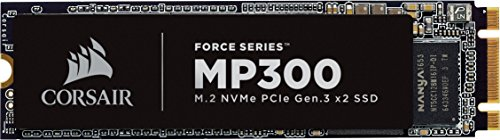Corsair Force MP300 - Unidad de Estado slido, SSD de 240 GB, M.2 PCIe...