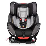 Evenflo Symphony DLX All-in-One Convertible Car Seat, Paramount, Paramount