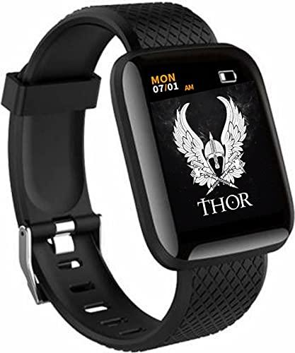 SHOPTOSHOP Smart Band ID16_PAR Men Women Fitness Tracker Smart Watch...