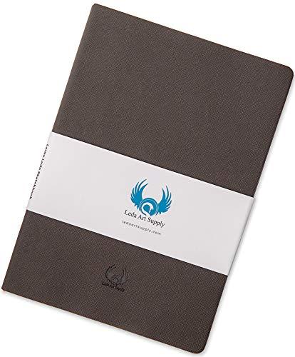 Leda Art Supply 160 Pages Softbound Cover Sketchbook for Artists