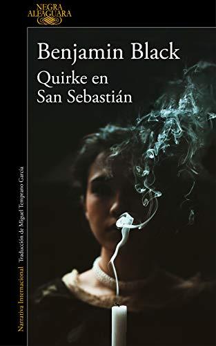 Quirke en San Sebastián de Benjamin Black