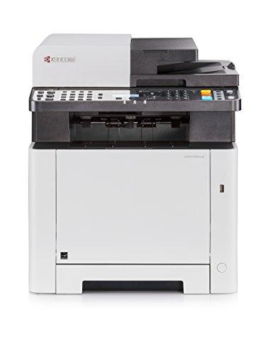 Kyocera Ecosys M5521cdn Stampante Laser a Colori. Stampa, Fotocopia, Scanner, Fax. Mobile Print via...