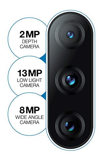 Tecno CAMON i4 (Triple Camera ON DOT Notch); 4GB+64GB Memory (Aqua Blue) 3