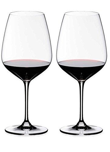 Riedel Cabernet Sauvignon Bicchiere Heart to Heart, set da 2