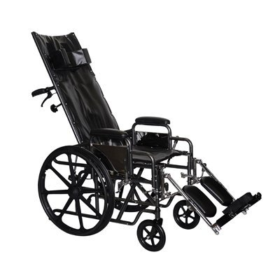 Full Reclining Wheelchair Seat Size: 16 by ProBasics by Invacare