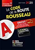 Code Rousseau de la route B 2020