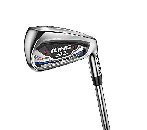 Cobra Golf 2020 Speedzone One Length Iron Combo Set (Men's, Right Hand, UST Recoil 460-480, Reg Flex, 5-GW)
