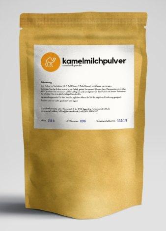 100gr Original Kamelmilch Pulver (aus Dubai) - BESTPREISGARANTIE - Trinkkur - Camel Milk Powder