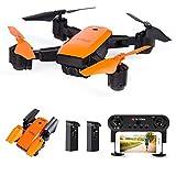 le-idea IDEA7 - Drone GPS con videocamera 1080P Fov 120 °,...