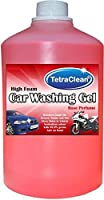It features an advanced lubrication formula that cleans without stripping wax and also protects. You may dilute it in water and make more quantity of cleaning liquid that will leave a pleasant fragrance after use Foams away tough dirt, road grime and...