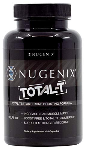 Nugenix Thermo and Total-T - Thermogenic Fat Burner and Total Testosterone Booster for Men 5